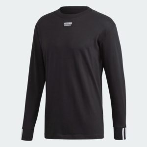 R._Long_Sleeve_Top_Black_FM2259